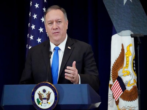 United States Secretary of State Michael Pompeo
