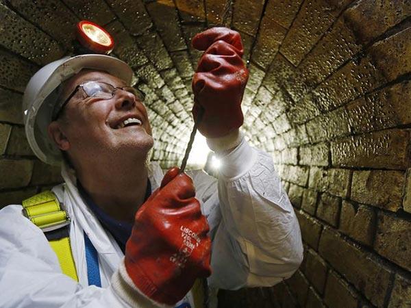 The wild logistics of London's poop-pumping Tideway Tunnel