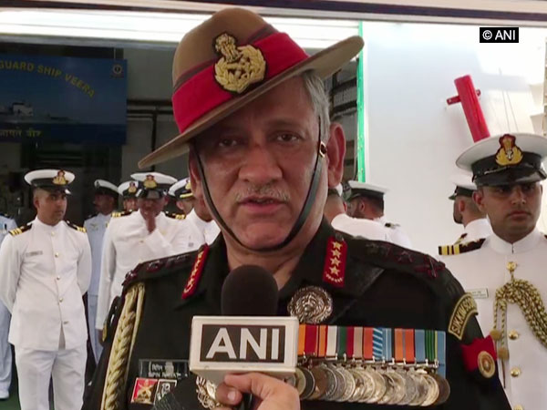 Don't repeat Kargil misadventure: Gen Rawat to Pak