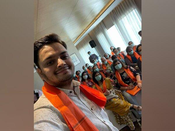 Entrepreneur and Motivational Speaker, Sahil Kothari breaks barriers and achieve big