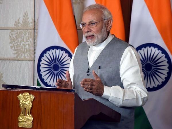 PM Modi hopes for 'terror, violence' free Pakistan under Imran Khan