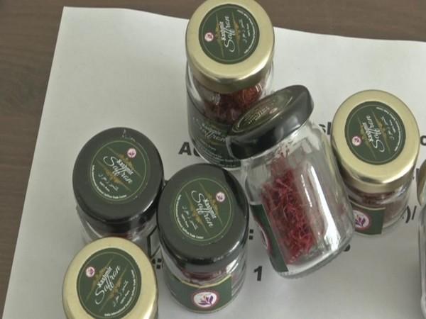J-K govt launches e-auction portal for saffron