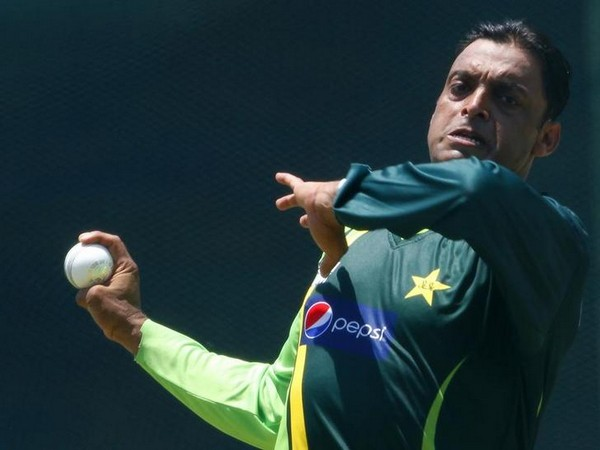 Former Pakistan fast bowler Shoaib Akhtar (File photo)