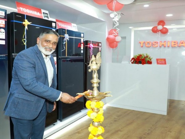 """Toshiba Home Appliances introduces """"Toshiba Lifestyle Centre"""" in India"""