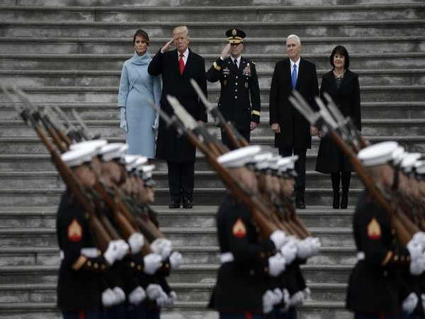 US military parade ordered by Trump postponed 'to 2019'