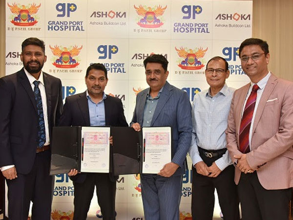 Ajeenkya D Y Patil Healthcare Awards an approximate 100 Mn USD construction contract to Ashoka Buildcon Ltd.