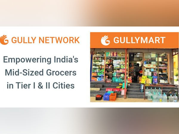 Gully Network is building India's largest asset-light modern retail network of tech-enabled mid sized grocery stores