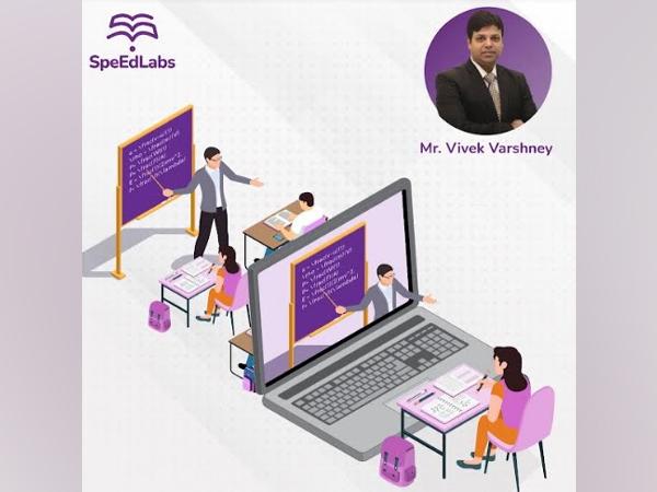 Hybrid Education Model (Offline + Online)
