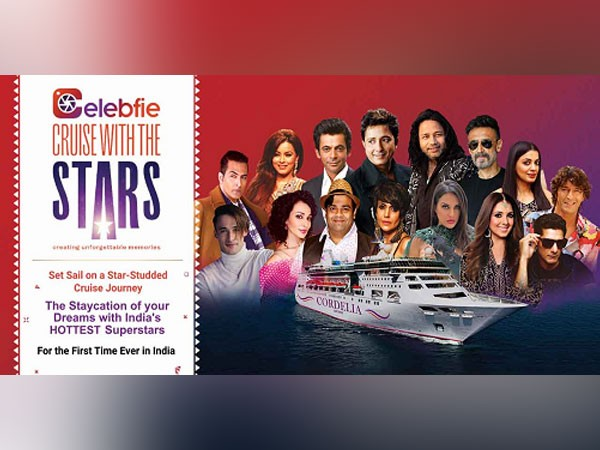Celebfie launches 'Cruise with the Stars', luxury seacation with India's hottest superstars