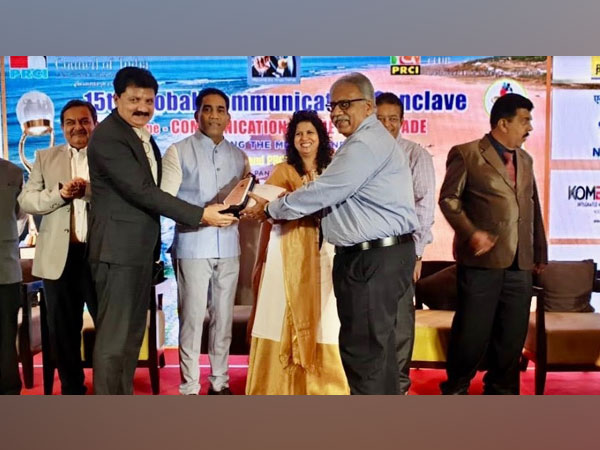Bharat Petroleum wins 15 awards at Global Communication Conclave hosted by Public Relations Council of India
