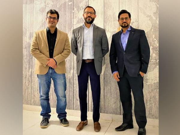 Nishant Srivatsav (Chief Technology Officer) DesignX, Shreedhar Gupta (Director of Abhishek Group), Mr. Rajat Srivastav (Chief Executive Officer)
