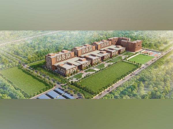 Rishihood University Campus