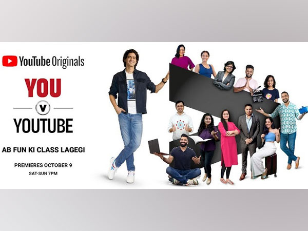 You V YouTube - A Refreshing New Show Blending Learning with Entertainment