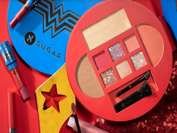 Limited Edition SUGAR X WONDER WOMAN Collection