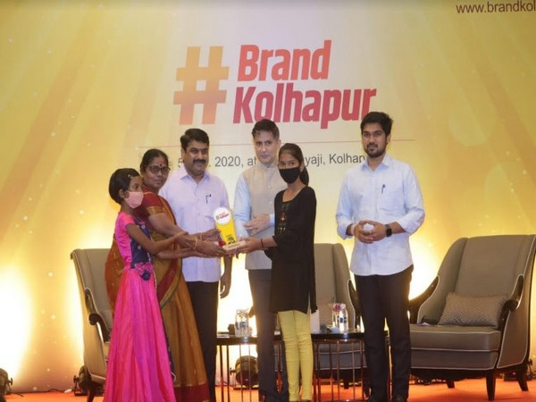 98 Achievers and Changemakers from Kolhapur were conferred with Brand Kolhapur 2020 title