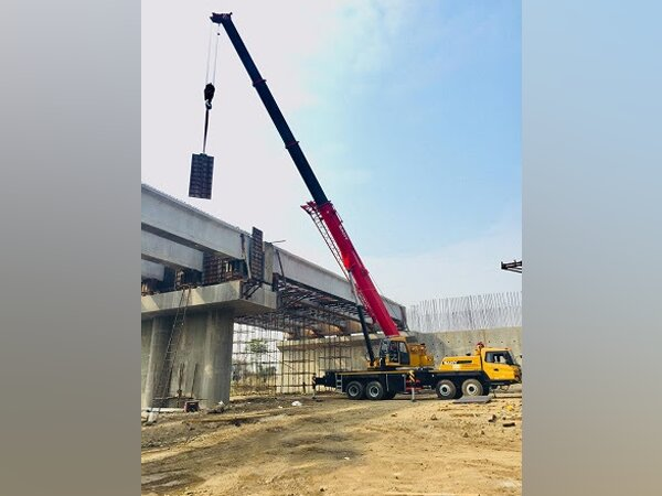 Sany embraces new emission norms - launches 4 new truck cranes