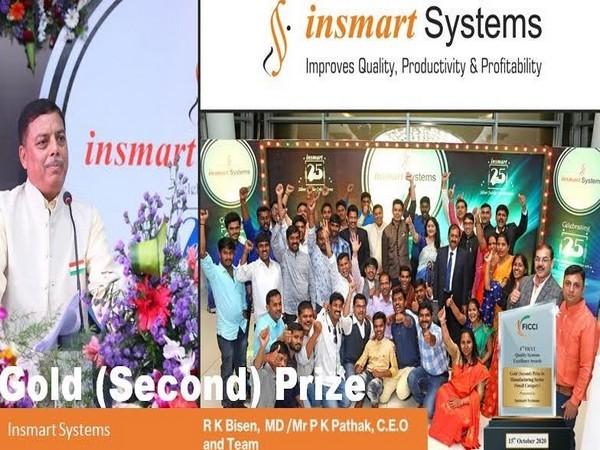 Insmart Systems wins FICCI National Award