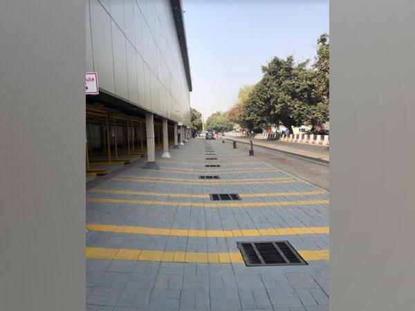 RR Parkon - Lajpat Nagar Puzzle parking inauguration