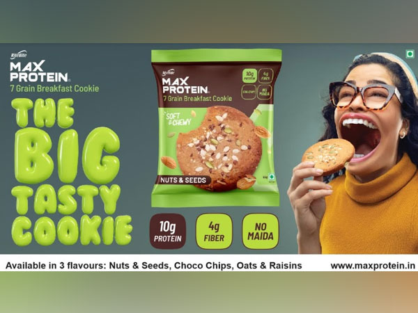 Max Protein - The Big Tasty Cookie