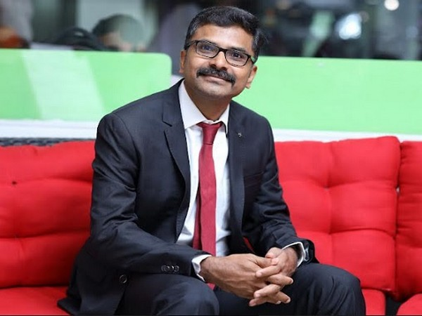 Sidhavelayutham M, Founder and CEO, Alice Blue