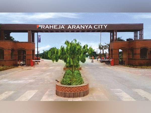 Raheja Aranya City will have a thoughtfully planned temple for residents to dwell in spirituality
