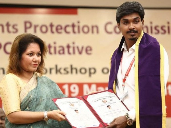 WHRPC' doctorate for N&H Research Park's Dr Hemachandran Ravikumar
