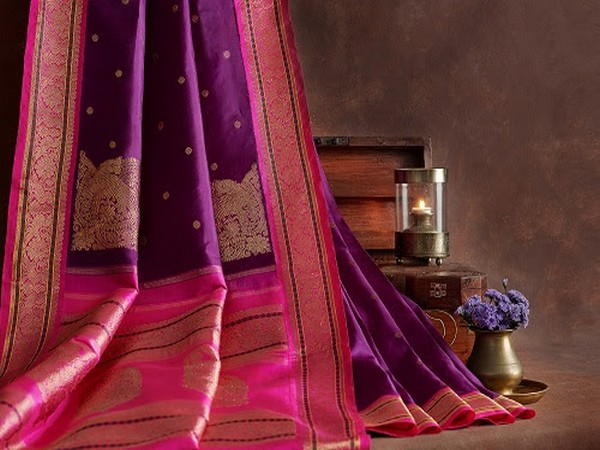 Taneira presents 'Heritage' - an exclusive range of wedding and bridal sarees
