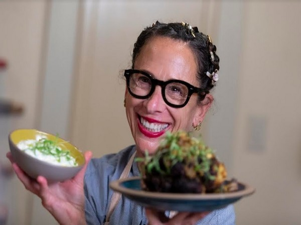 America's leading Chef - Nancy Silverton with mouth-watering recipes using American pistachios
