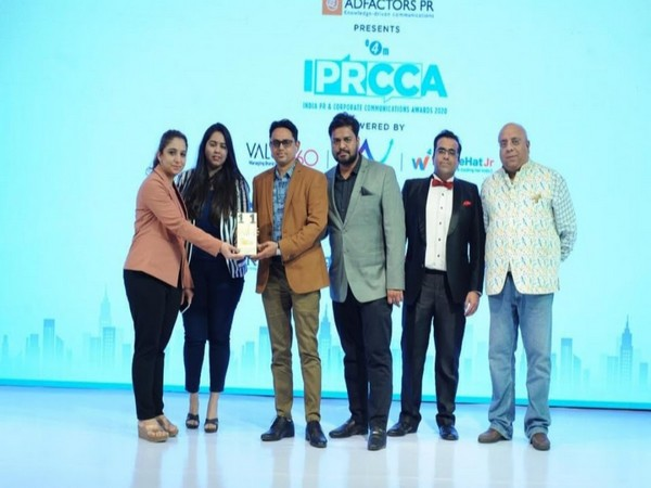 ICCPL, India's leading PR agency, awarded as Specialised Consultancy for Real Estate