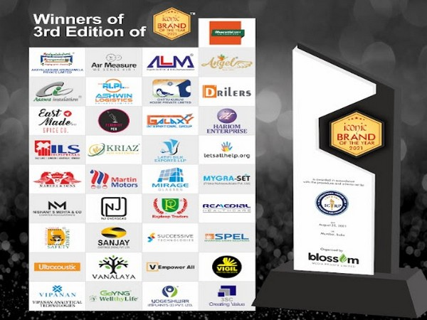 Blossom Media announces winners of 3rd edition of iconic Brand of the Year Award, based on the nomination by consumers