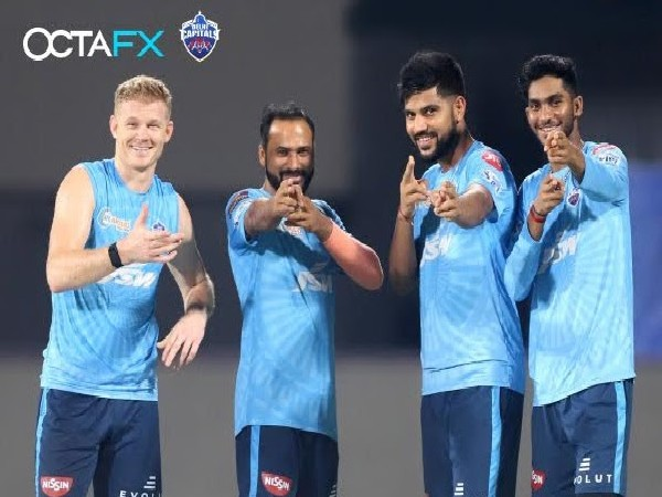 OctaFX and Delhi Capitals partnership continues as highly anticipated Indian Premier League resumes
