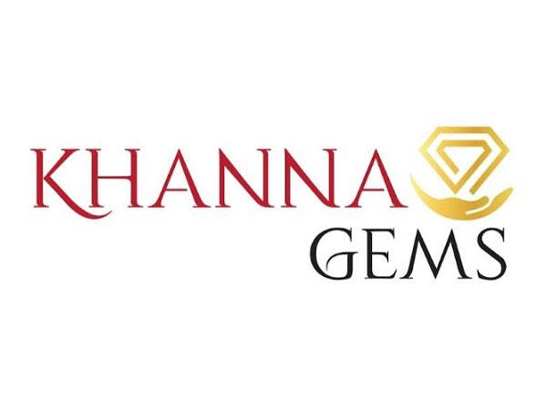 Khanna Gems Group unveils their new logo