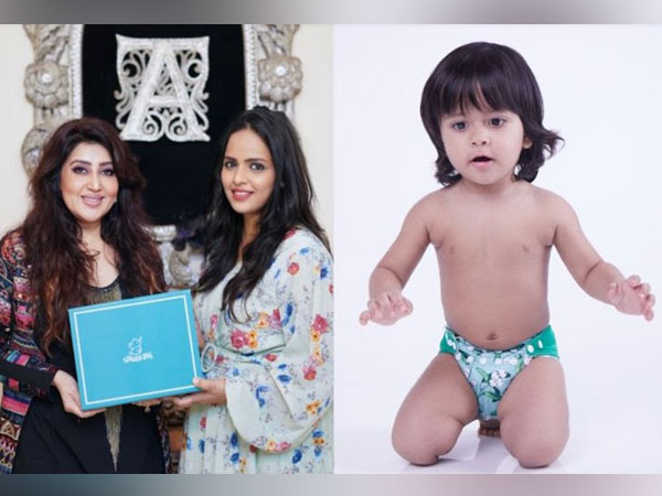 India's first reusable cloth diaper for infants by Snugkins