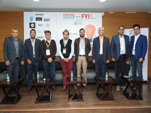 Venture Garage conducts final leg of 'Find Your Investor' in Chandigarh supported by Kotak Mahindra Bank