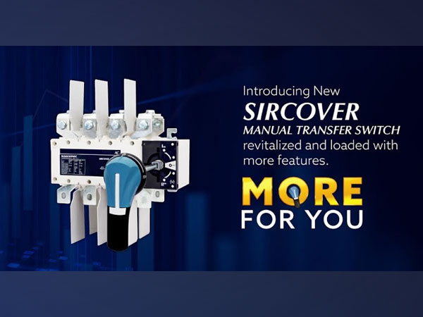 Socomec announces the launch of New SIRCOVER for on-load changeover needs in critical infrastructure applications