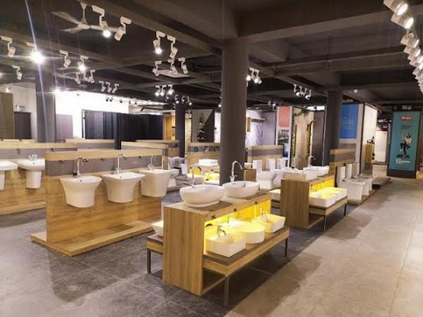 Asian Granito India Ltd. inaugurates 10,000 sq. feet luxurious tiles, marble, quartz and bathware display centre in City Kochi, Kerala