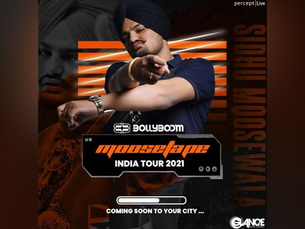 Bollyboom announces 'Moosetape India Tour 2021' with Sidhu Moosewala
