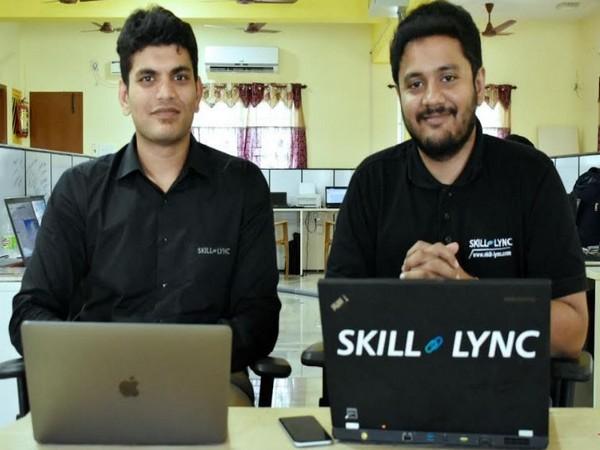 Skill-Lync Founders: Suryanarayanan Paneerselvam and Sarangarajan Iyengar (L-R)