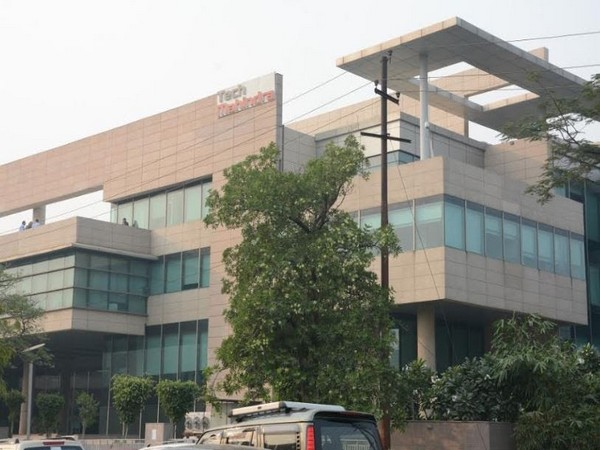 Tech Mahindra NSEZ campus