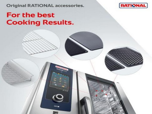 Original accessories from RATIONAL for precision cooking experience from your combi-steamer