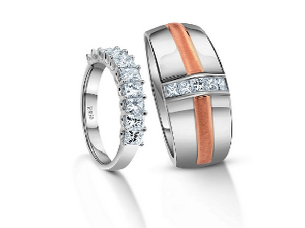 Platinum Days of Love celebrates the Love that leads to a better tomorrow, with a collection of exquisitely crafted Love Bands