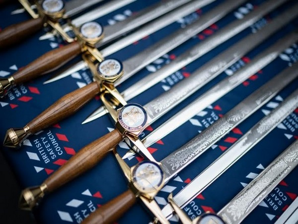 British Safety Council - Sword of Honour