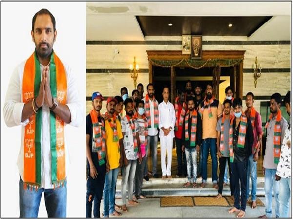Development starts at grassroots level: BJP Gachibowli division contestant V Gangadhar Reddy