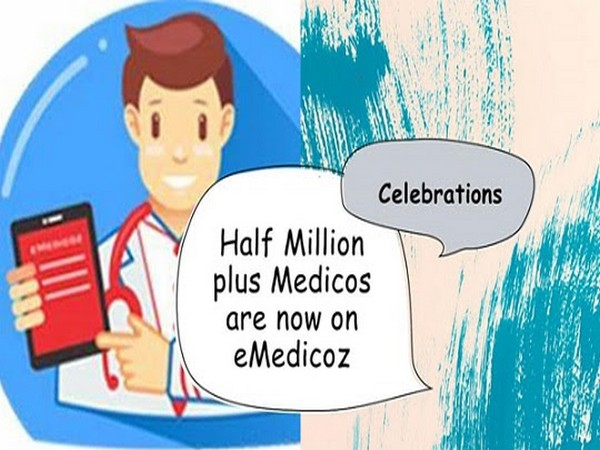 eMedicoz Android app crosses half a million downloads on Google Play Store