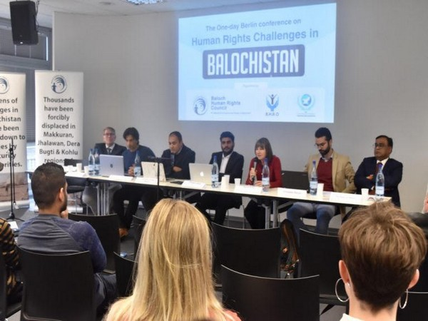 The organisers of the conference presented a detailed account of the prevailing humanitarian crises in Balochistan and the various challenges facing its people.