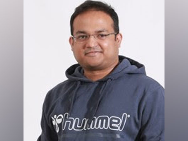 Soumava Naskar, India & SEA Director, hummel