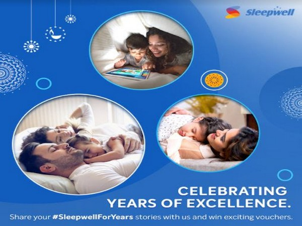 Enjoy the simple joys of sleeping better with the SleepwellForYears campaign