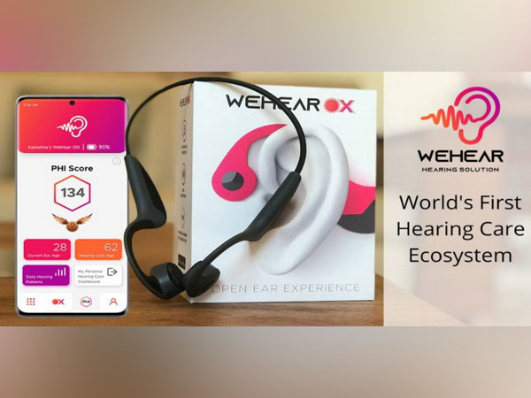 Make in India success story: With patented technology, WeHear gives new life to 65 million people with hearing issues