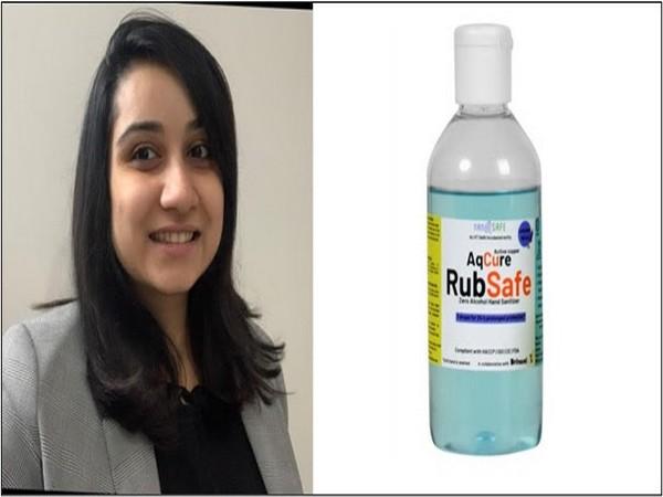 IIT Delhi's startup Nanosafe launches India's first zero alcohol sanitizer