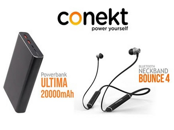 Conekt Gadgets launches India's fastest charging Powerbank
